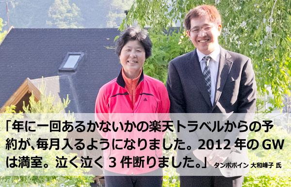 これまで10人以上の地元コンサルタントに話を聞きましたが、結果を出してくれたのは島田さんだけでした